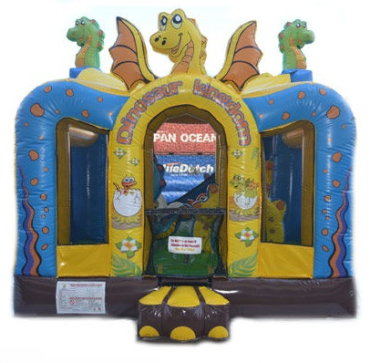 DINOSAUR KINGDOM jumping castle