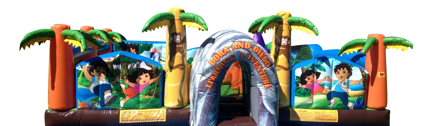 jumping castle gallery